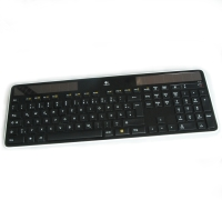 Wireless Solar Keyboard